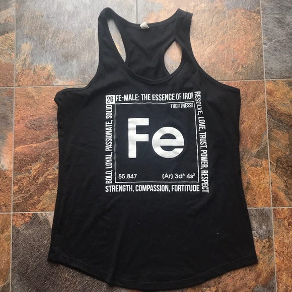 357d6ad2b9b75 Next Level Apparel Tops | The Fitness Tee Co Tank Next Level L ...